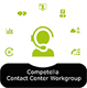 Competella Contact Center Workgroup (CCW)
